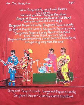 Sgt. Pepper's Lonely Hearts Club Band Reprise by Jonathan Morrill