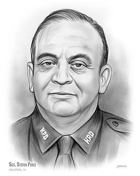 Sgt. Steven Perez by Greg Joens