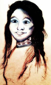 Sha Wen Ne Gun. 1857. Ojibwe by Ayasha Loya