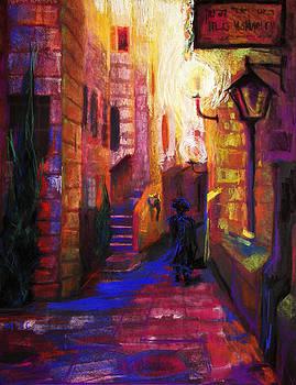 Shabbat Shalom by Talya Johnson