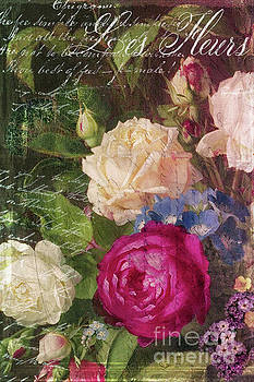 Shabby Garden by Mindy Sommers
