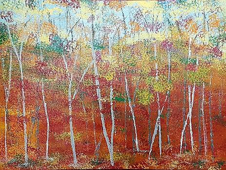 Shades of Autumn by Judi Goodwin