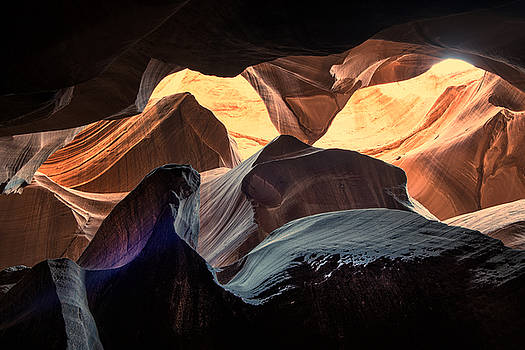 Shades of Light by Gej Jones