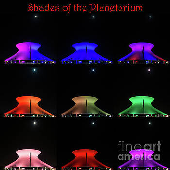 Tim Mulina - Shades of the Planetarium