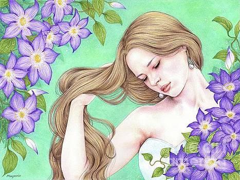 Shades of Violet by Mayumi Ogihara