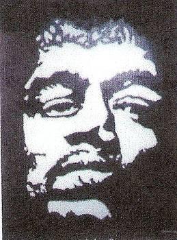 Shadow Hendrix by Garnett Thompkins