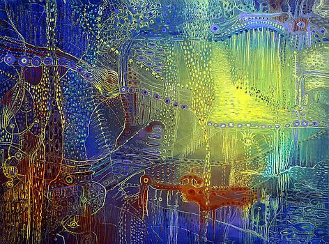 Shadow of the Dream III by Lolita Bronzini