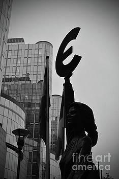 Jost Houk - Shadow of the European Union