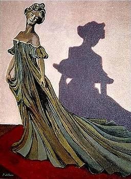 Shadow by Peggy De Haan