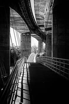 Shadow Walk by Alan Raasch