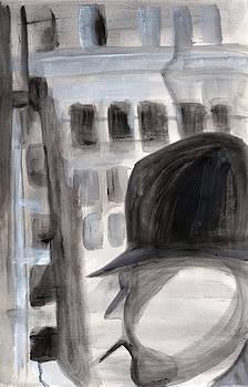 Shadowman by Nadine Dennis