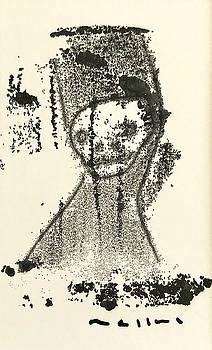 Shadows in Light No 5  by Mark M Mellon