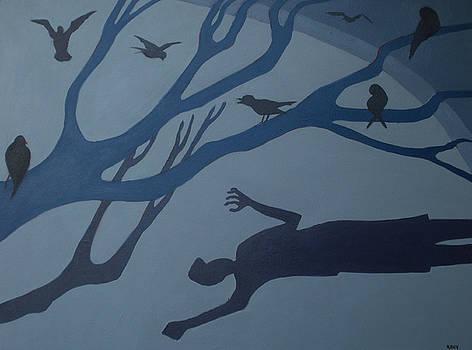 Shadows Move Among Us by Renee Kahn