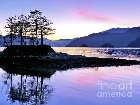 Shadows of Furry Creek by Victor K