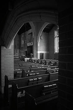 Jost Houk - Shadows of the empty Pews