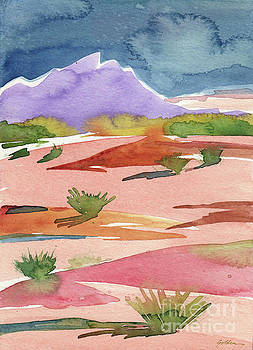 Shadows of the Mountain by Sheila Golden