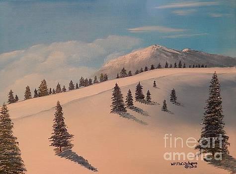 Shadows of Winter by William McCutcheon