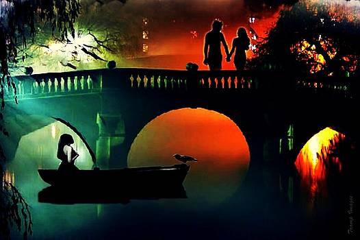 Shadows by Wesley Nesbitt