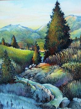 Shady Creek by Catherine Robertson