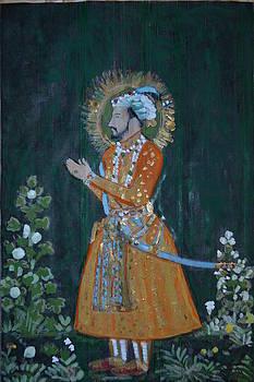 Shah Jahan by Vikram Singh