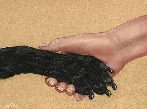 Anastasiya Malakhova - Shake Hands