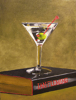 Shaken Not Stirred by Kathy Lumsden