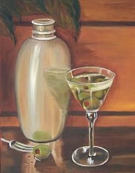 Shaken Not Stirred by Susan Dehlinger