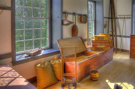 Sam Davis Johnson - Shaker Seedroom