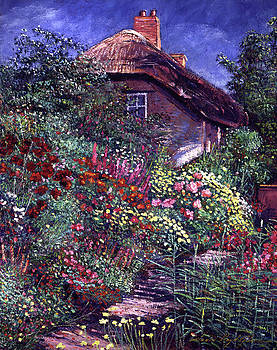 Shakespeare Cottage by David Lloyd Glover