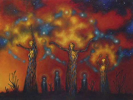 Shakti Rising by Christina Gage