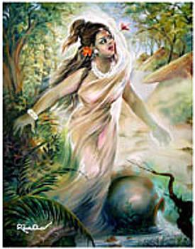 Shakuntala by Shakthi Dass