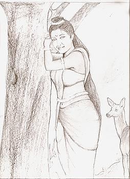 Shakunthala by Nevis Jayakumar