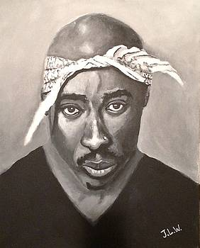 Shakur by Justin Lee Williams