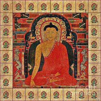 Shakyamuni Buddha by Lita Kelley