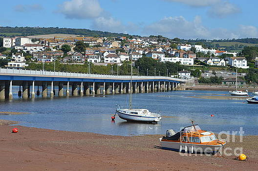 Shaldon Bridge by Andy Thompson