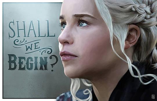 Shall We Begin? by Sarabeth Kett