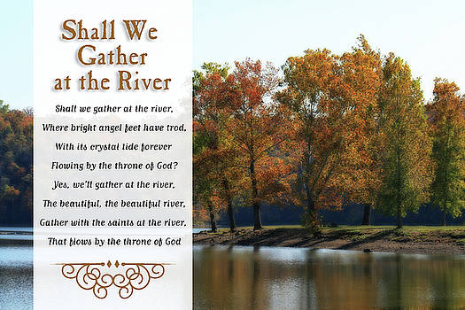 Shall We Gather At The River by Corey Haynes