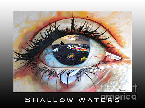 Shallow Waters  by Linda Weinstock