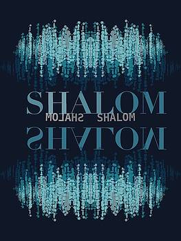Shalom  by Cooky Goldblatt