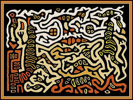 Shaman VooDoo Spirits by Vagabond Folk Art - Virginia Vivier