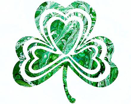 Shamrock  by Carol Blackhurst