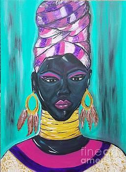 Shanese  by Lisa Gilyard