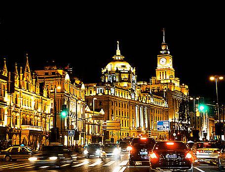 Xueling Zou - Shanghai City 1