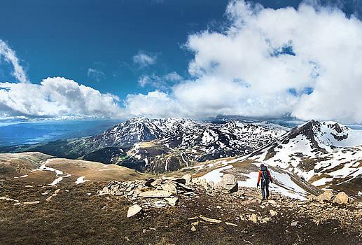Shar Mountain by Ivan Vukelic