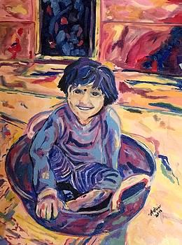 Sharath daughter by Adair Robinson