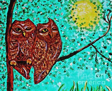 Sarah Loft - Shared Moonlight Detail