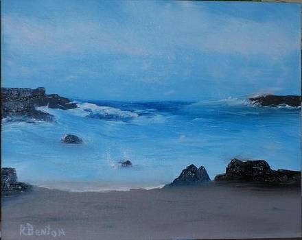 Shark Bay by Robert Benton