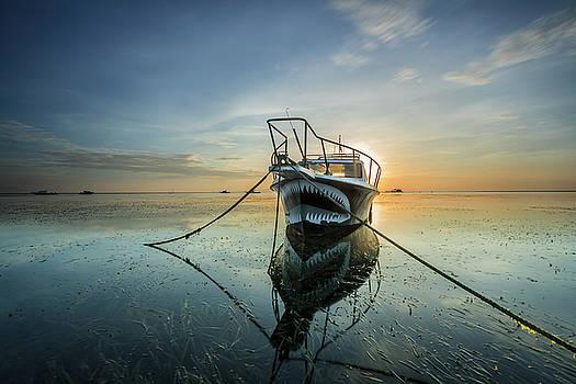 Shark Boat by Ocky Ochtavian