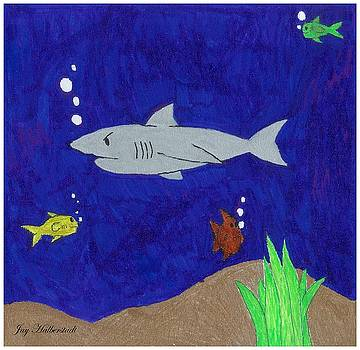 Shark by Jayson Halberstadt