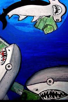 Sharks by Elena Buftea
